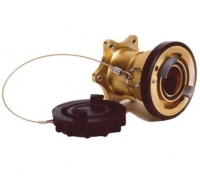 "Non-valved 2"" Unisex Coupling, 64319"
